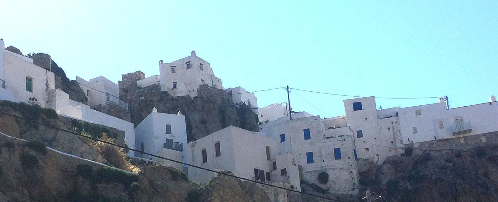 Galini rooms in Serifos